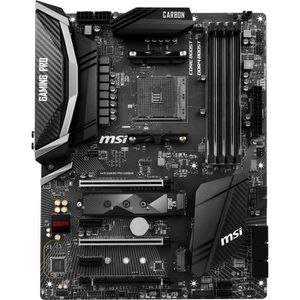 CARTE MÈRE MSI Carte mère X470 GAMING PRO CARBON - Socket AMD