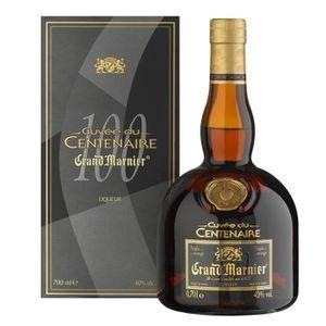 LIQUEUR Grand Marnier - Cuvée Centenaire - Liqueur - 40% -