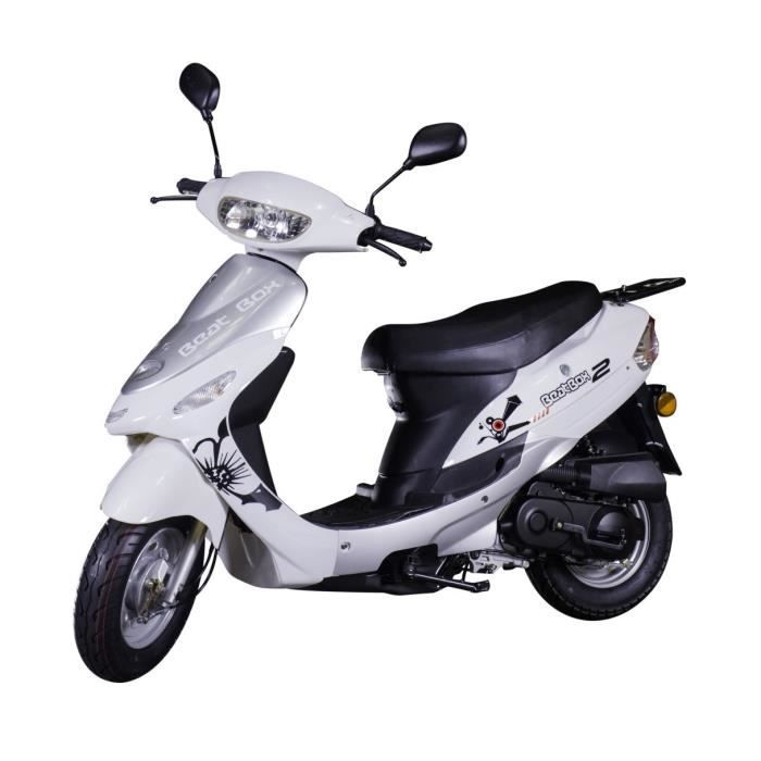 scooter 50cc beat box gris cy50t 6 achat vente scooter scooter beat box gris cy50t 6 cdiscount. Black Bedroom Furniture Sets. Home Design Ideas