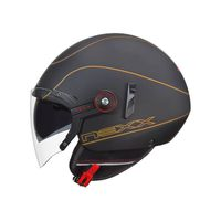 CASQUE MOTO SCOOTER Casque Jet scooter moto NEXX X60 Mercure