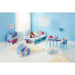 CHAMBRE COMPLÈTE  LA REINE DES NEIGES - Chambre Enfant complète (lit