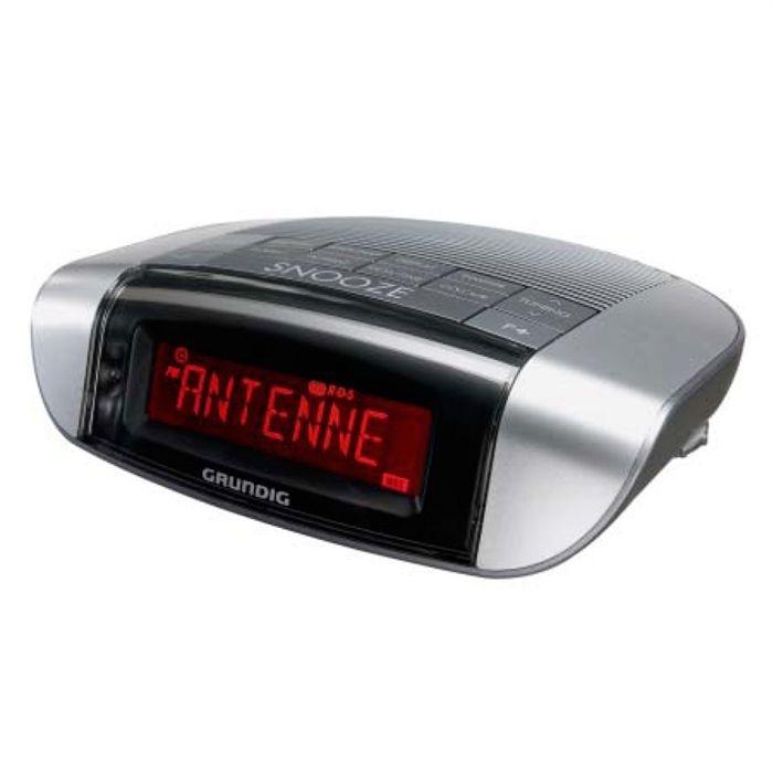 Radio réveil GRUNDIG SC660RDS