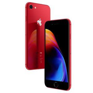 SMARTPHONE APPLE iPhone 8 rouge 64Go Edition Spéciale