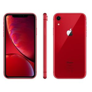 SMARTPHONE APPLE iPhone Xr (PRODUCT)RED 128 Go