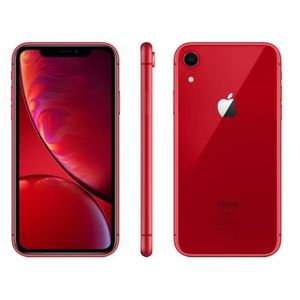 SMARTPHONE APPLE iPhone XR  (PRODUCT)RED 64 Go