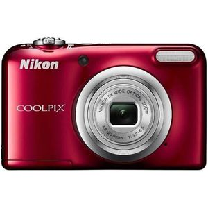 APPAREIL PHOTO COMPACT NIKON COOLPIX A10 Rouge Appareil photo compact