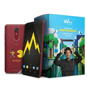 SMARTPHONE Wiko Pack View 32 Go Soprano Red