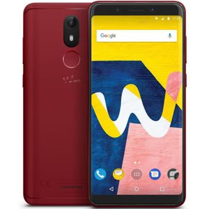 SMARTPHONE Wiko View Lite Rouge