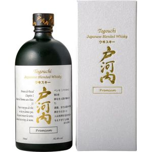 WHISKY BOURBON SCOTCH Whisky Togouchi Premium -Blended whisky - Japon -