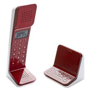 Téléphone fixe Swissvoice L7 TAM code Red téléphone sans fil Répo
