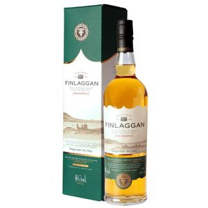 WHISKY BOURBON SCOTCH Finlaggan Old Reserve  70cl