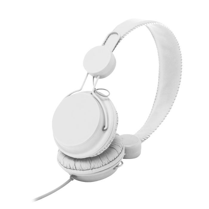 Pure Color Casque Audio Blanc