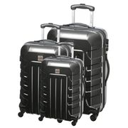 SET DE VALISES TRAVEL WORLD Set de 3 valises trolley ABK