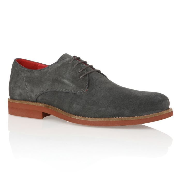 Freeman t derby porter cuir broques homme homme gris for Freeman t porter homme