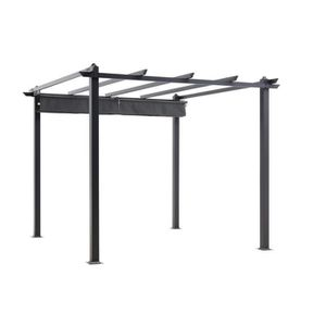 pergola achat vente pergola pas cher cdiscount. Black Bedroom Furniture Sets. Home Design Ideas