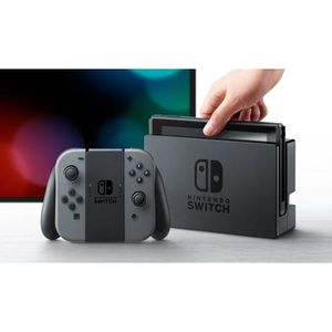 console nintendo switch achat vente console nintendo switch pas cher soldes d s le 27. Black Bedroom Furniture Sets. Home Design Ideas