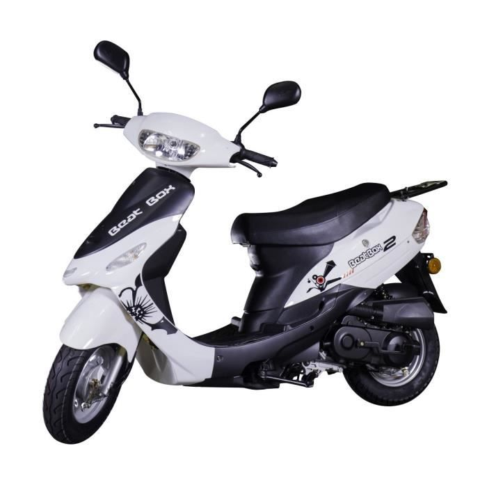 scooter 50cc beat box gris fonc cy50t 6 achat vente scooter scooter beat box gris cy50t 6. Black Bedroom Furniture Sets. Home Design Ideas
