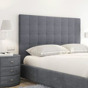 tete de lit capitonne 180 cm achat vente tete de lit capitonne 180 cm pas cher cdiscount. Black Bedroom Furniture Sets. Home Design Ideas