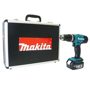 MAKITA Perceuse visseuse percussion 18V 3Ah Li-ion DHP453RFX