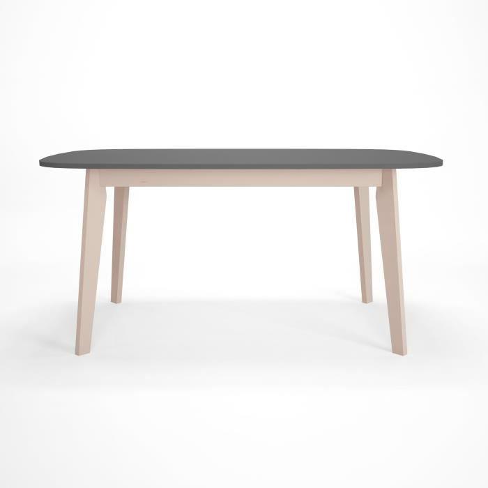 TABLE À MANGER SEULE NAISS Table manger extensible 6 à 10 personnes sty