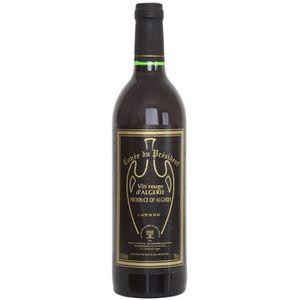 VIN ROUGE CUVEE DU PRESIDENT Vin d'Algérie - Rouge - 75 cl