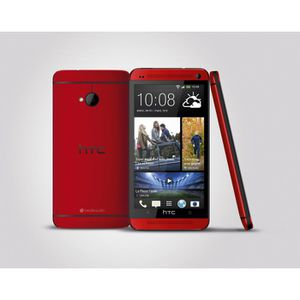 SMARTPHONE HTC One Rouge 4G