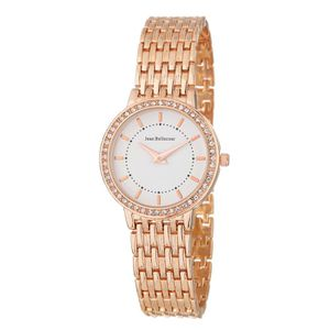 MONTRE JEAN BELLECOUR Montre Quartz REDS15RGW Femme