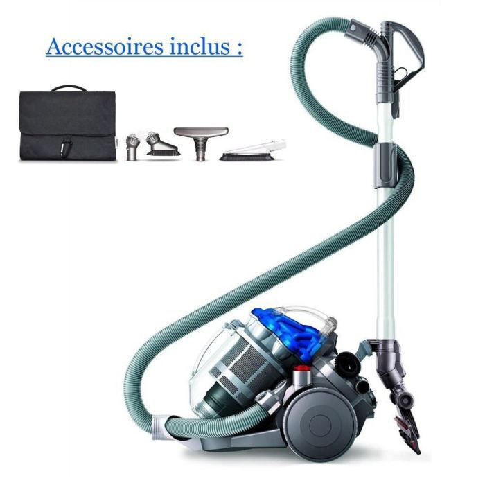 dyson dc 19 allergy achat vente aspirateur traineau cdiscount. Black Bedroom Furniture Sets. Home Design Ideas