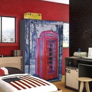 meuble new york achat vente meuble new york pas cher. Black Bedroom Furniture Sets. Home Design Ideas
