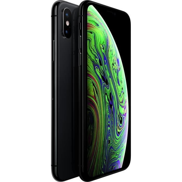 SMARTPHONE APPLE iPhone Xs - 64 Go - Gris sidéral