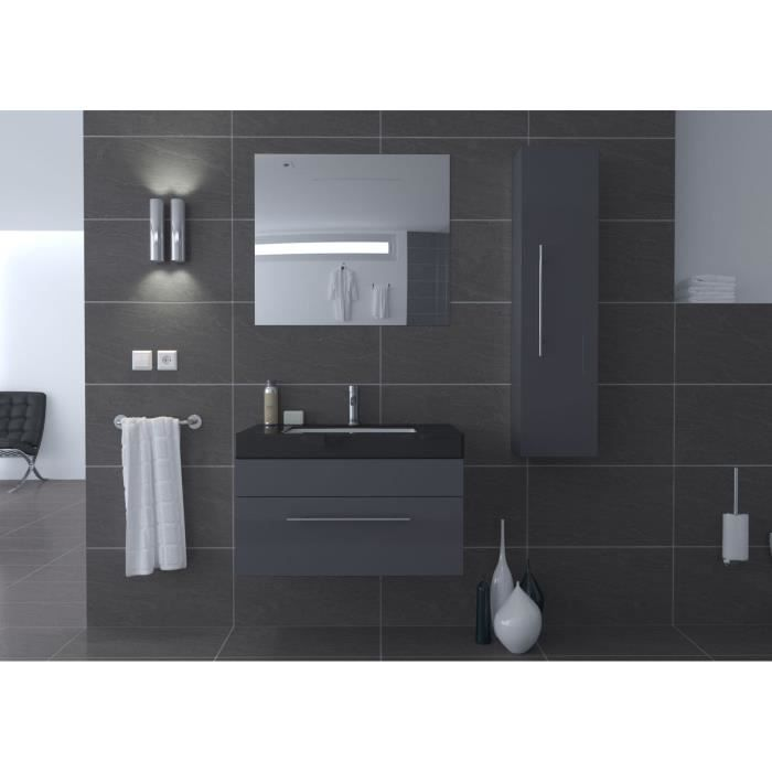 meuble salle de bain design discount valdiz. Black Bedroom Furniture Sets. Home Design Ideas