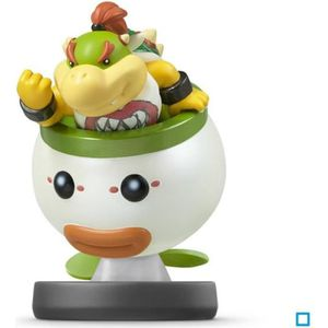 FIGURINE DE JEU Figurine Amiibo Bowser Junior Super Smash Bros N°4
