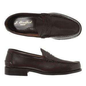 MOCASSIN J.BRADFORD JB-COOPER Marron Chaussure Homme