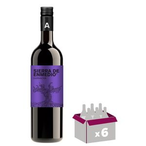 VIN ROUGE Sierra de Enmedio Garnacha - Vin  rouge d'Espagne