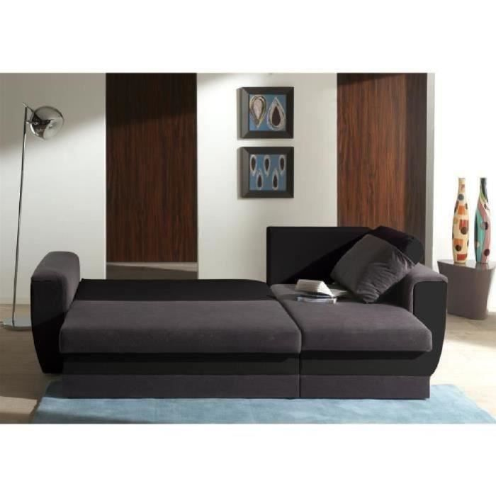 brugges canap convertible lit angle r versible 4 places. Black Bedroom Furniture Sets. Home Design Ideas