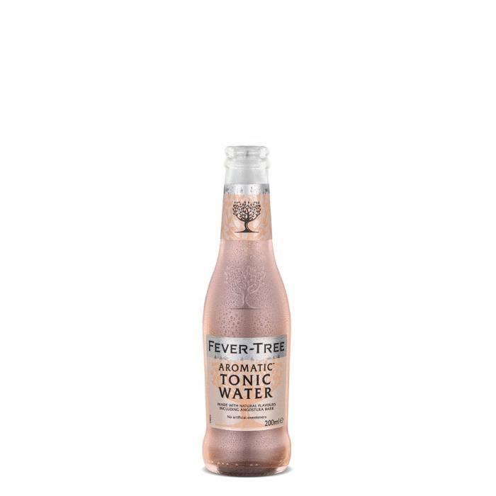Soda - Thé glacé Fever-Tree - Aromatic Tonic Water - Sodas - 20 cl