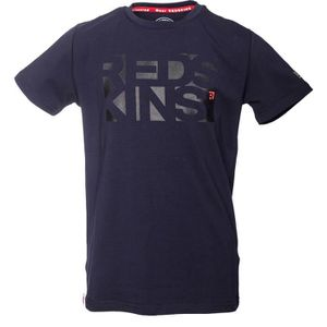 T-SHIRT REDSKINS T-Shirt Oruro Marine Garçon