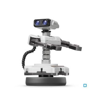 FIGURINE DE JEU Figurine Amiibo R.O.B. Collection Super Smash Bros