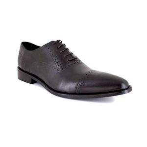RICHELIEU J.BRADFORD JB-GLUM Marron Chaussure Homme