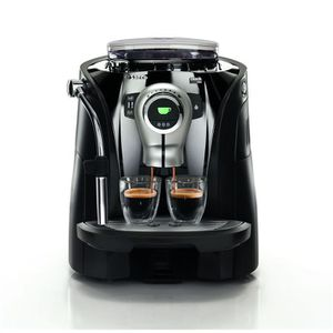 MACHINE À CAFÉ SAECO BLACK GIRO Plus - RI9755/11