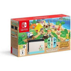 CONSOLE NINTENDO SWITCH Console Nintendo Switch Animal Crossing (Code de t