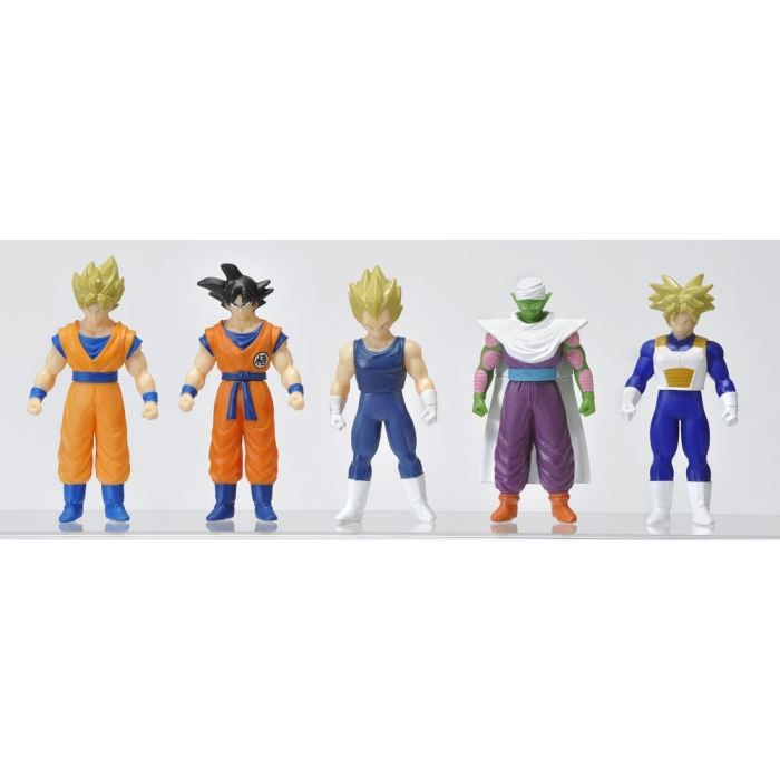 Figurine Bandaï Dragon Ball Pack de 5 figurines  La Minuté Bébé