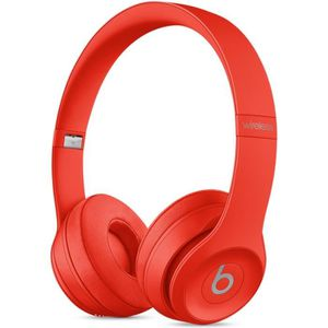 CASQUE - ÉCOUTEURS BEATS Solo3 Wireless Casque audio Bluetooth - Roug