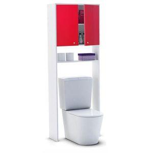 COLONNE - ARMOIRE WC CORAIL Berlioz Créations Meuble WC ou machine à la