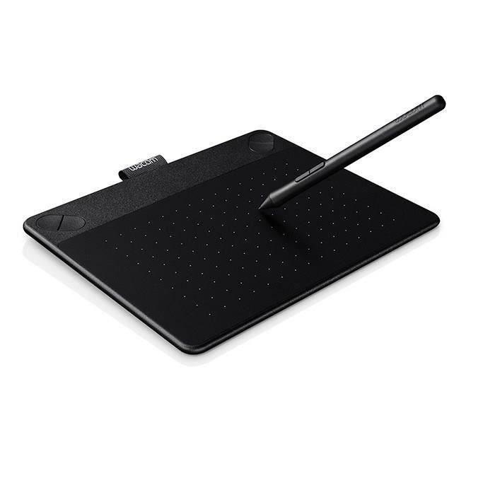 Comic pour Wacom Intuos Art Draw Photo Tablette Graphique /à Stylet Pen Touch Small Graphique /Étui de Voyage Rigide Housse Cas de CO2CREA