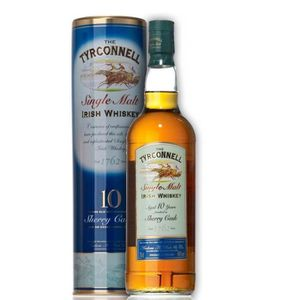 WHISKY BOURBON SCOTCH The Tyrconnell 10 ans Sherry Finish - Single Malt