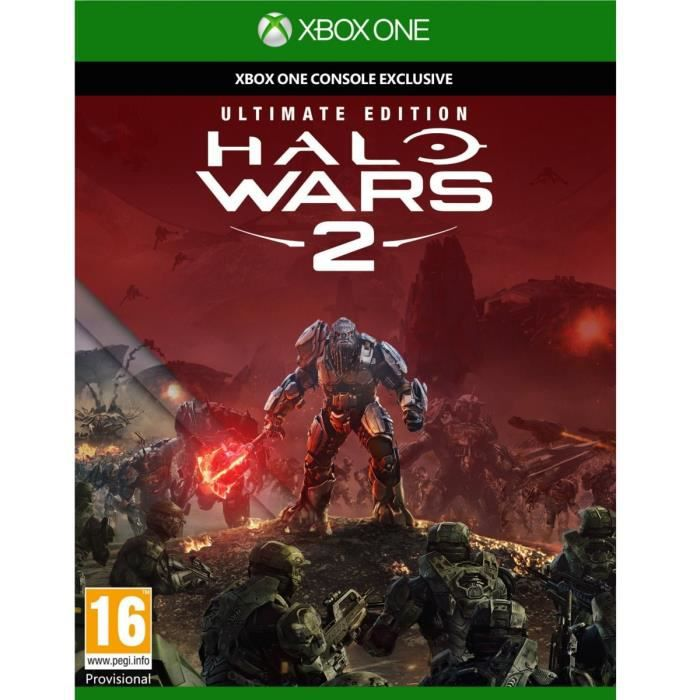 JEU XBOX ONE Halo Wars 2 Ultimate Edition Jeu Xbox One