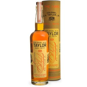 WHISKY BOURBON SCOTCH Colonel EH Taylor 50° Small Batch