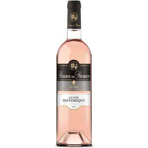 VIN ROSÉ Réserve du Président 2019 Corse - Vin rosé de Cors