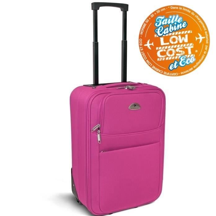 VALISE - BAGAGE KINSTON Valise Cabine Low Cost 2 roues 50 cm